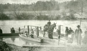 South Fork Conservancy, Mason Turner Ferry
