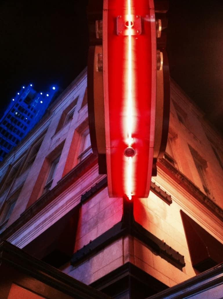 Hard Rock Cafe by Kelly Jordan.