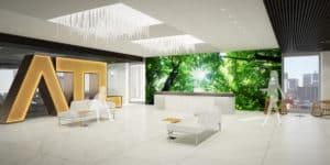 Lobby area MAC