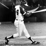 Hank Aaron. Image courtesy of the Atlanta Journal-Constitution