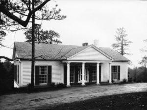 FDR's Little White House in Warm Springs