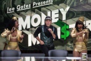 Money Monster, clooney dancers