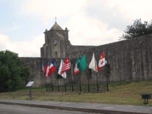 Presidio of La Bahia. Photo by Joseph H. Kitchens