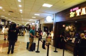 airport concessions, concourse c