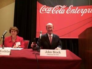 John Brock CCE