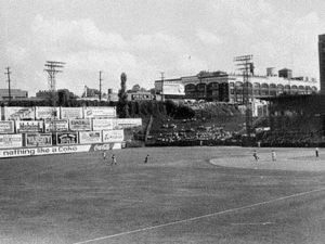 Ponce de Leon Ballpark. Courtesy of Georgia Archives
