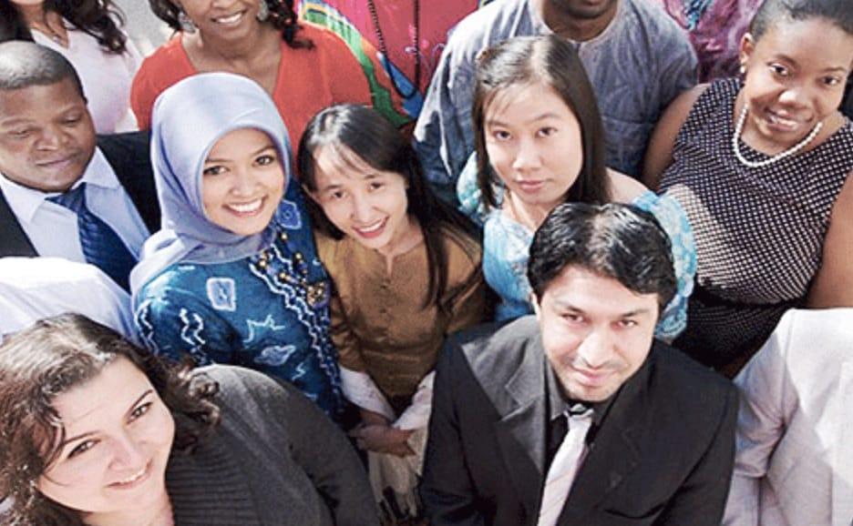 GSU international applicants