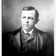 Henry Grady. Courtesy of Georgia State University Library Special Collections and Archives