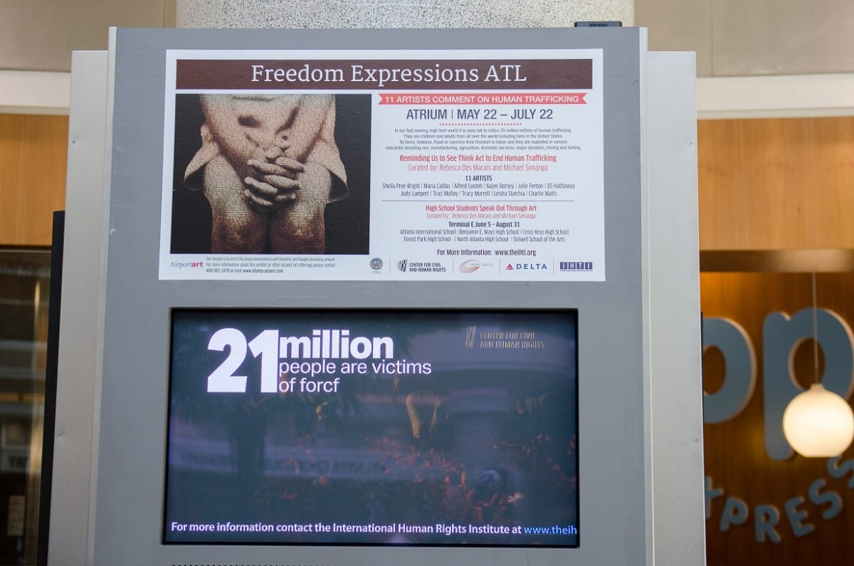 Super Bowl 2019: Campaign against human trafficking