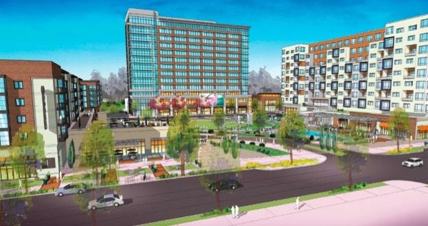 Civic Center redevelopment
