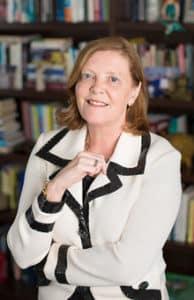 Emory President Claire Sterk