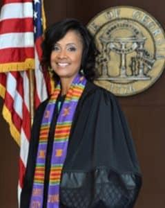 Fulton County Superior Court Judge Gail Tusan