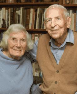 Nan and Britt Pendergras