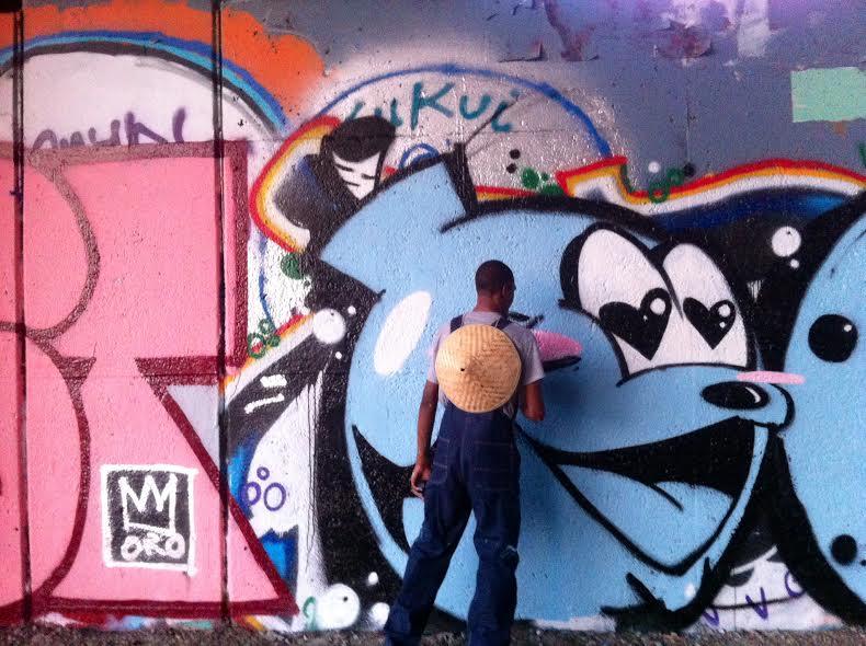 Under Freedom Parkway 2 by Kelly Jordan