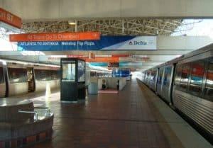 marta airport station