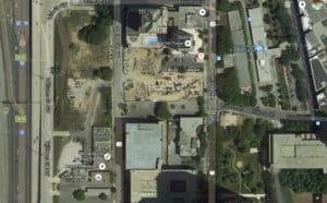 15th Street Aerial, midtown alliance