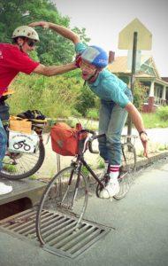 Bike grate