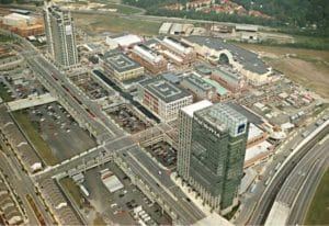 Atlantic Station, 2005