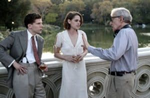 Cafe Society, Woody Allen