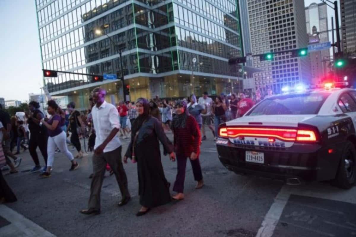 Dallas protest