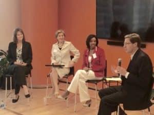 Women business deans