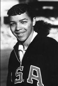 Mildred McDaniel. Courtesy of the Georgia Sports Hall of Fame