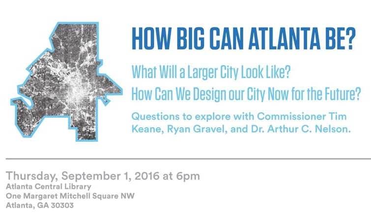 Atlanta City Design Project
