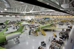 gulfstream manufacturing plant