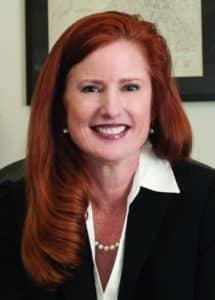 Fulton County Commissioner Liz Haussman