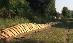 BeltLine, Southside Trail, track