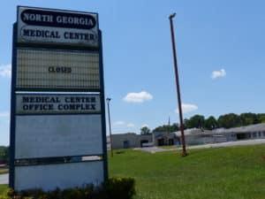 north georgia medical center, closed june 6, 2016