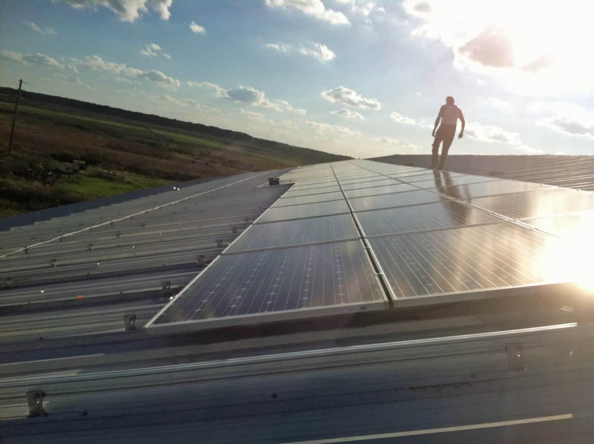 Solar power, Vidalia