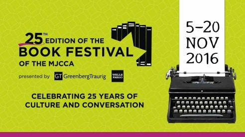 MJCCA Book Festival banner
