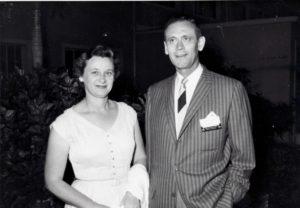 Martha and Wilton Looney