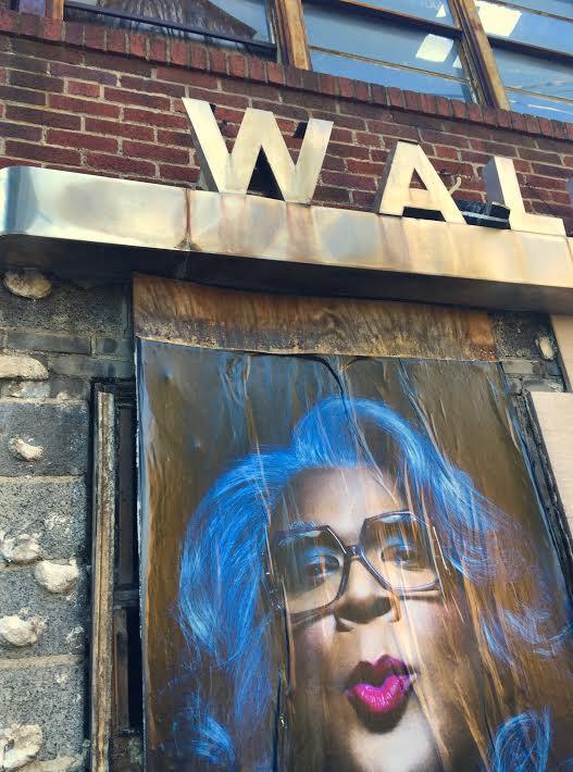 Former Butler Street beauty by Kelly Jordan