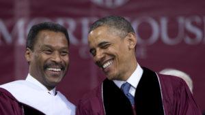 John Wilson Obama Morehouse