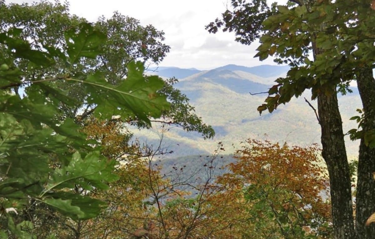 Arkaquah Trail