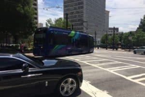 Atlanta Streetcar, 11:16