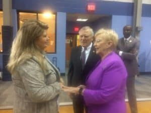 Gov. Deal Sandra Allison Ashe