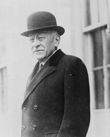 Julius Rosenwald. Courtesy of the Library of Congress
