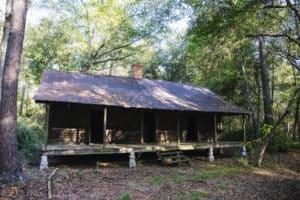 Rountree Log House