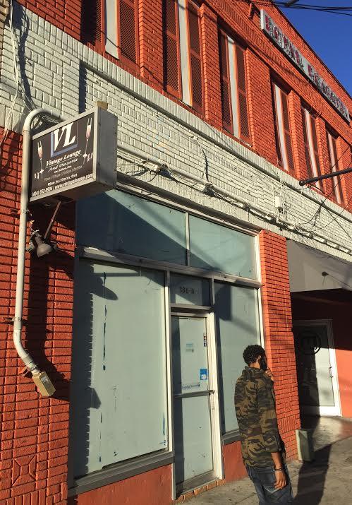 Auburn Ave by Kelly Jordan