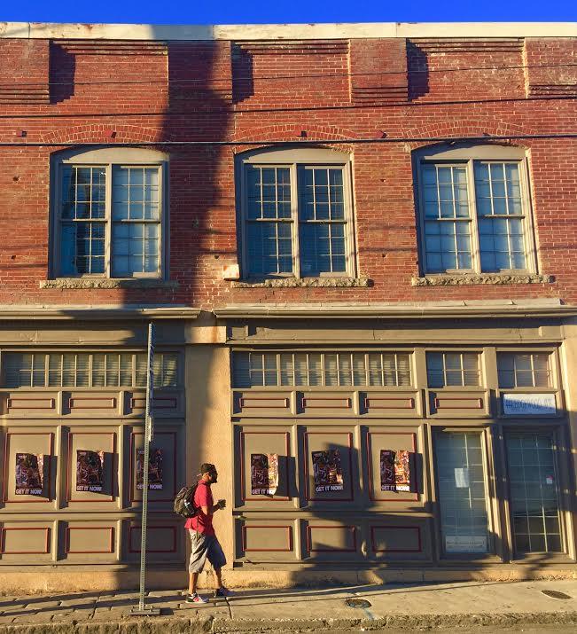 Auburn Ave. by Kelly Jordan