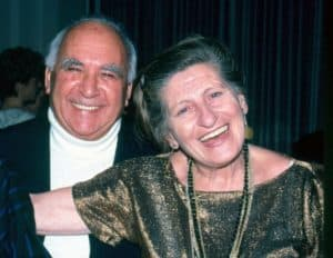 Ike and Nora Saporta