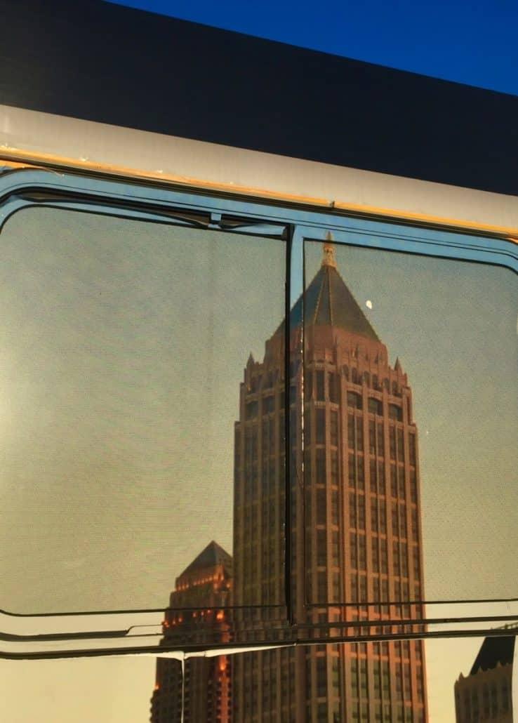 Taking bus shot by Kelly Jordan
