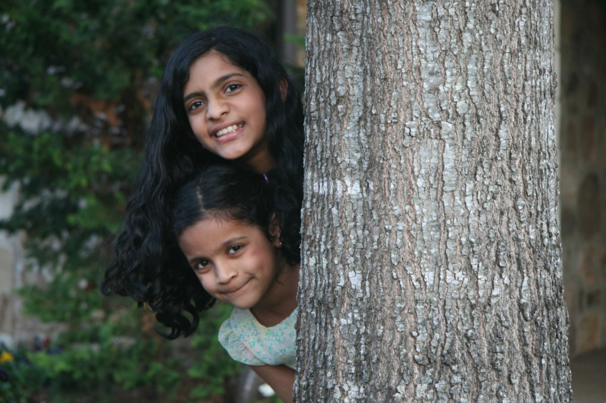 Vaishali and Aishvarya Prahald