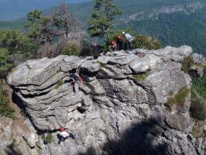 American Explorers, climbing