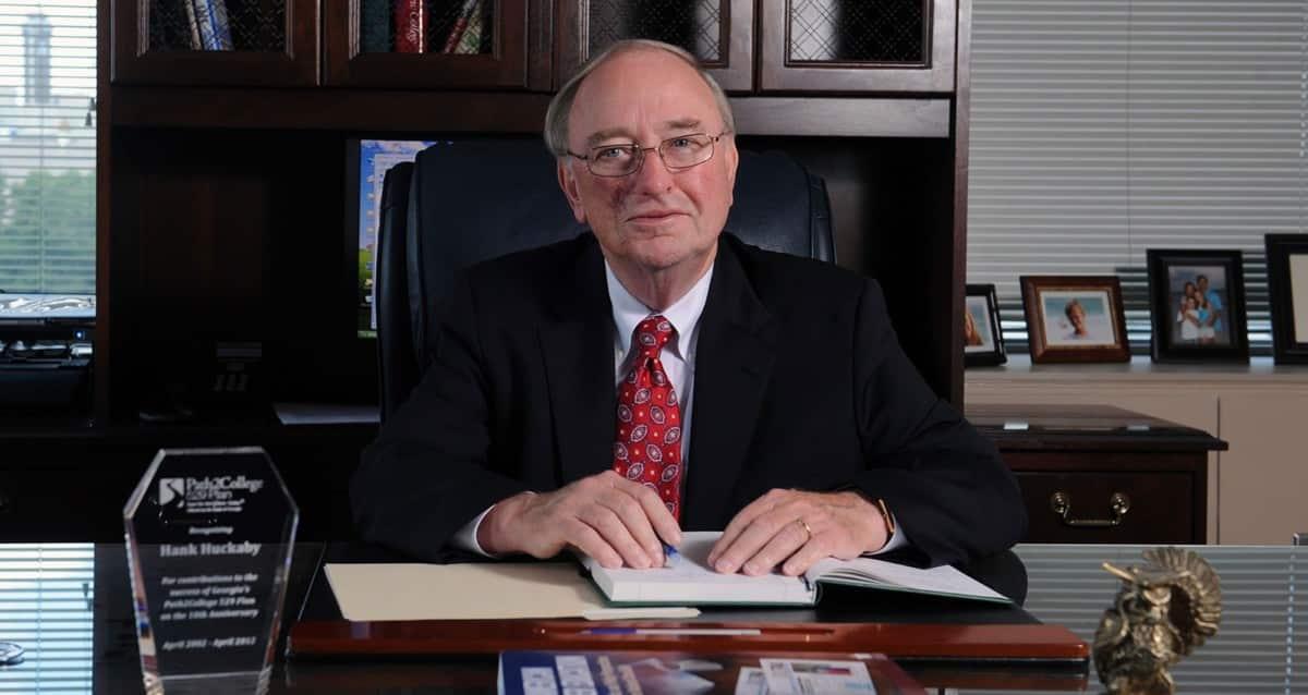 Hank Huckaby. Courtesy of Inside Higher Ed