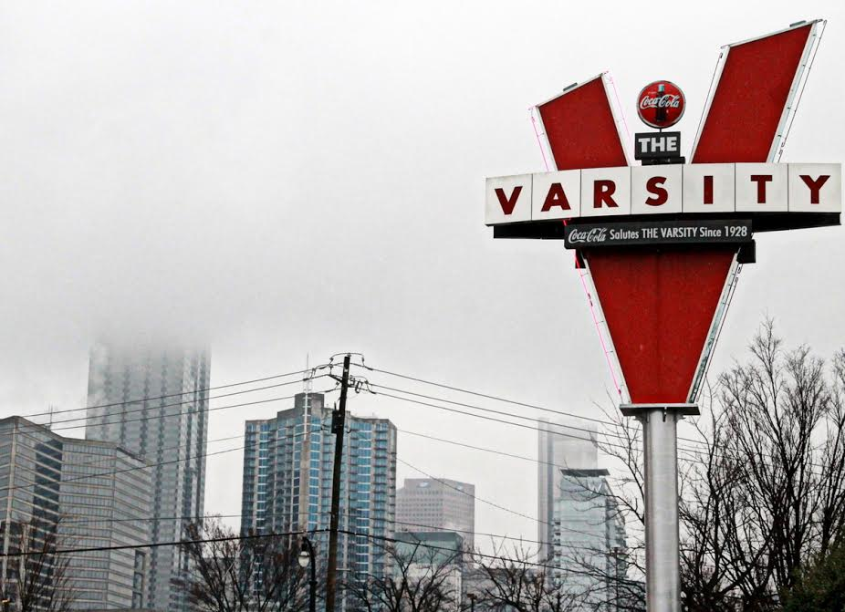 The Varsity in Atlanta by Kemet Alston