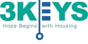 3 Keys logo